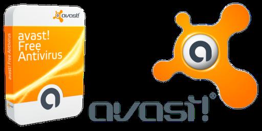 برنامج مضاد للفيروسات Avast