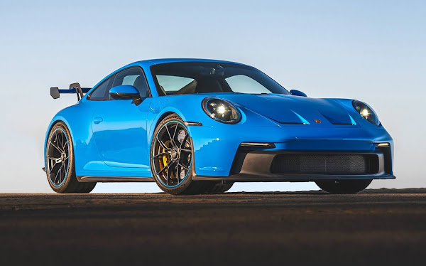 Novo Porsche 911 GT3 2022: preço no Brasil - R$ 1.099.000