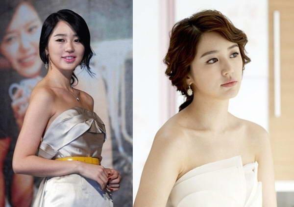 Phương pháp giảm cân của Yoon Eun Hye