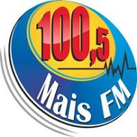 Rádio Mais FM 100,5 de Campina da Lagoa PR