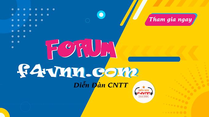 Giới thiệu sơ lược về chúng tôi - Diễn Đàn CNTT F4vnn