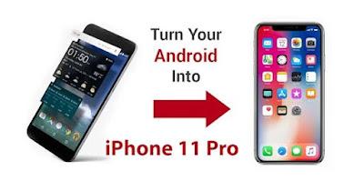 Phone 11 Launcher_OS 13 iLauncherv5.9.3