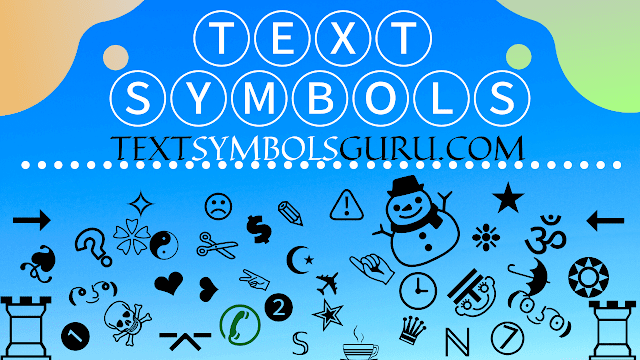 Cool Text Symbols, fancy text symbols, star text symbols, cool symbol, star text,  Stylish symbols