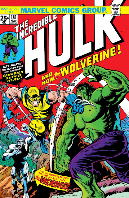 incredible hulk issue 181 len wein herb trimpe comic-book easter egg marvel's wolverine announcement teaser trailer action-adventure game playstation 5 ps5 insomniac games sony interactive entertainment