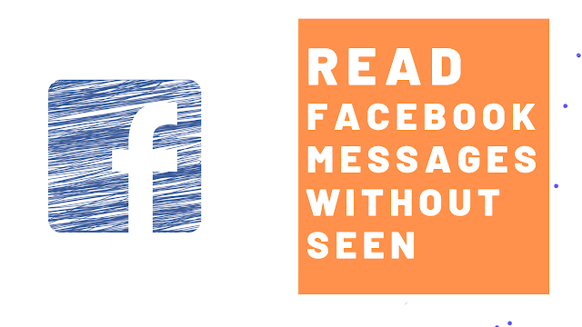 read facebook messages without seen