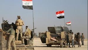 Teroris Daesh Sembunyi di Perbatasan Suriah-Irak Sebanyak 70.000
