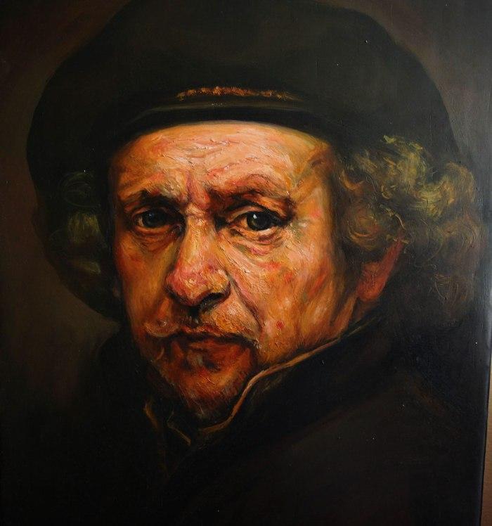 Сербский художник. Aleksandra Rakonjac
