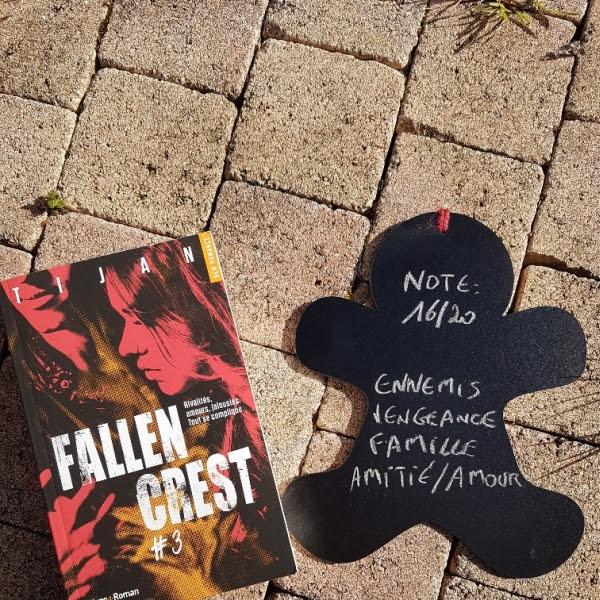 Fallen crest, tome 3 de Tijan