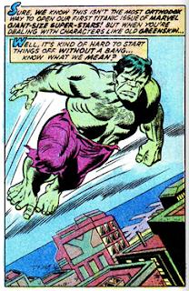 Giant-Size Super-Stars 1 Hulk Thing