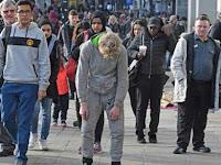 Manusia Zombie Serbu Inggris, Akibat Narkoba Jenis Baru, Ini Yang Dirasakan Pemakainya
