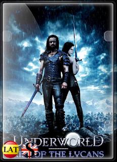 Inframundo 3: La Rebelión de los Lycans (2009) HD 720P LATINO/INGLES