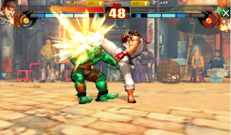 street fighter 4 all characters apk