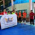 Ketua DPD Wahdah Islamiyah Kepulauan Selayar Buka Al-Wahdah Futsal Cup I