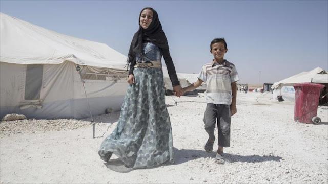 Rusia acusa a EEUU de causar catástrofe humanitaria en Al-Raqa