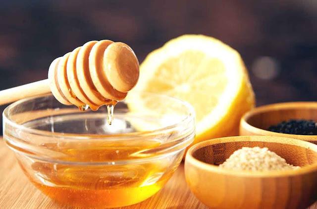 masker lemon dan madu