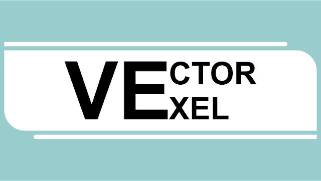 Perbedaan Vector dan Vexel dan Contohya
