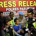Tim Buser Sakera Polres Pasuruan Berhasil Ringkus Produsen Mercon Di Ngembe