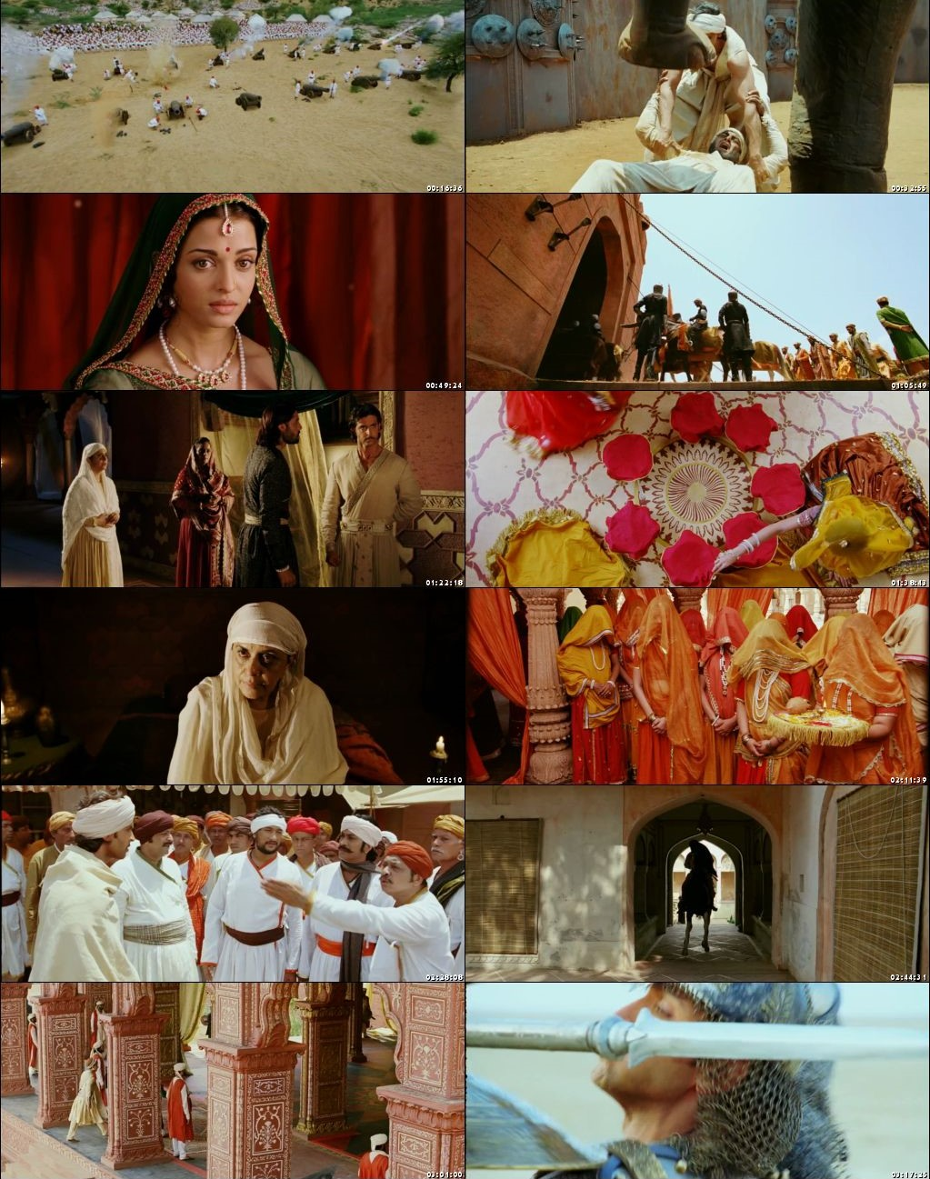 Jodhaa Akbar 2008 Full Hindi Movie Online Watch