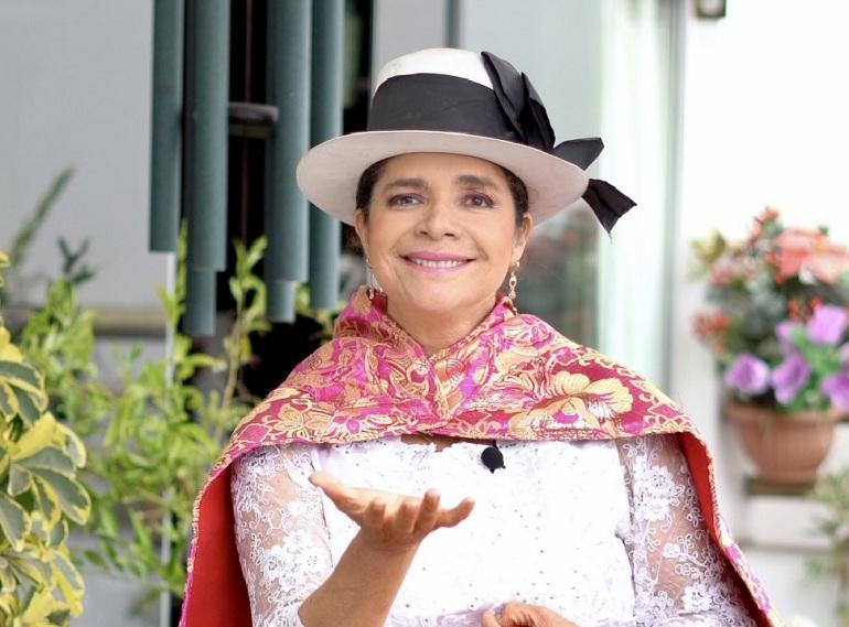 Saywa saluda por el Bicentenario de nuestra patria en quechua