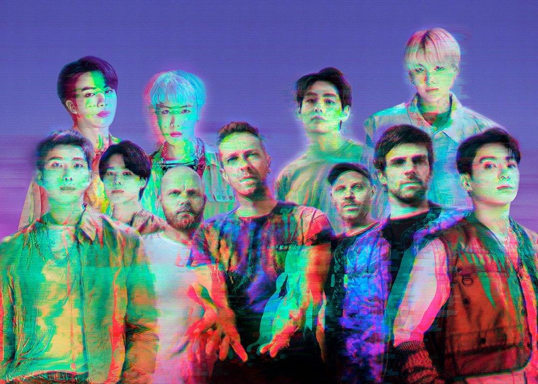 My Universe, la colaboración musical de BTS y COLDPLAY