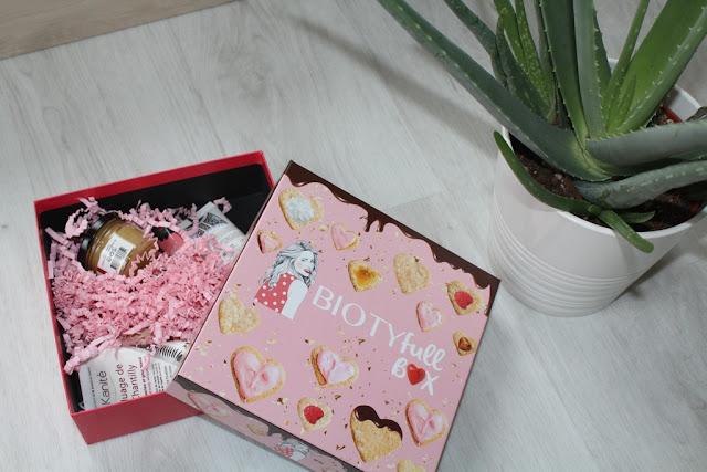 "Biotyfull Box de Février 2020 ""La Gourmande"""