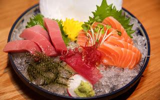 Cá hồi và cá ngừ giúp tăng kích thước dương vật
