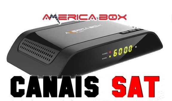 Americabox S105 Nova Atualização V2.33 - 08/06/2019