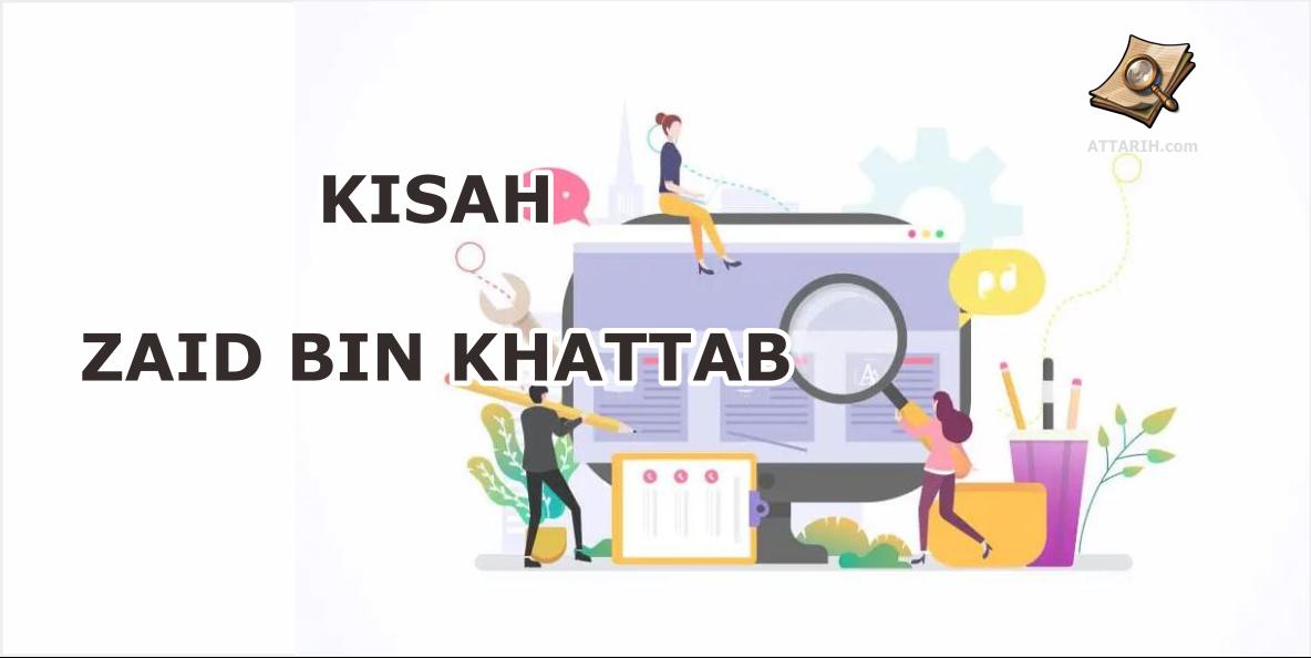 Zaid bin Khattab - Berperang Melawan Nabi Palsu