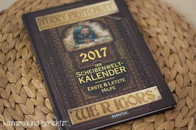 Scheibenwelt-Kalender 2017