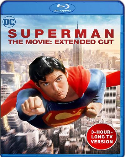 Superman: The Movie [EXTENDED CUT] [1978] [BD50] [Español]
