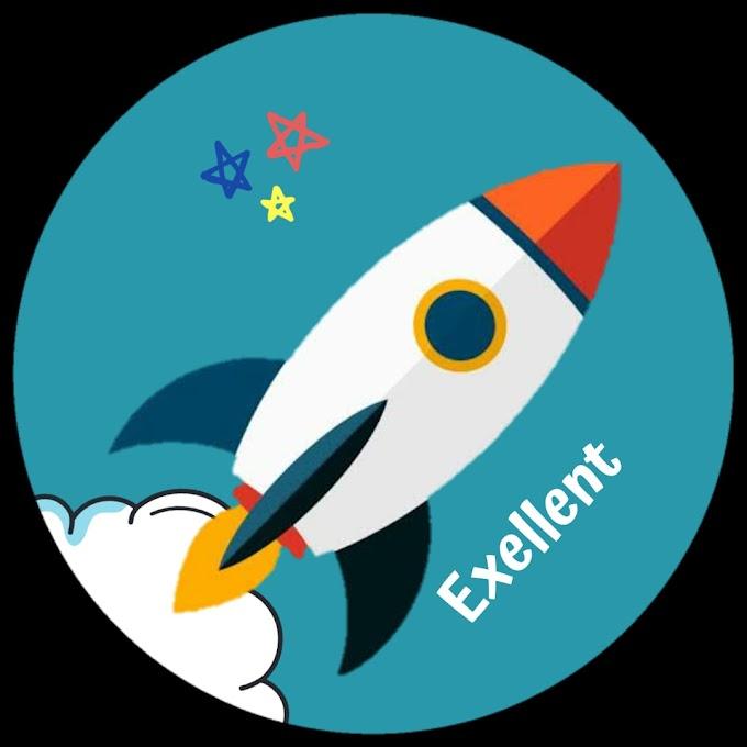 Untuk Hari Ini, Anak Umi dapat Roket Biru, Yeaaayy, Exellent !!!!