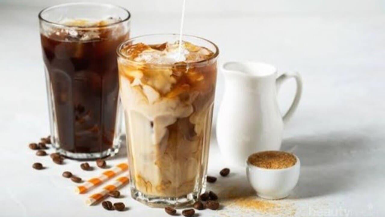 Cara Membuat Es Kopi Susu Dengan Gula Aren