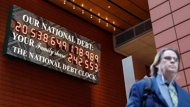 Rusia reduce aún más sus inversiones en bonos de EE.UU.: en un mes caen en 2.347 millones de dólares