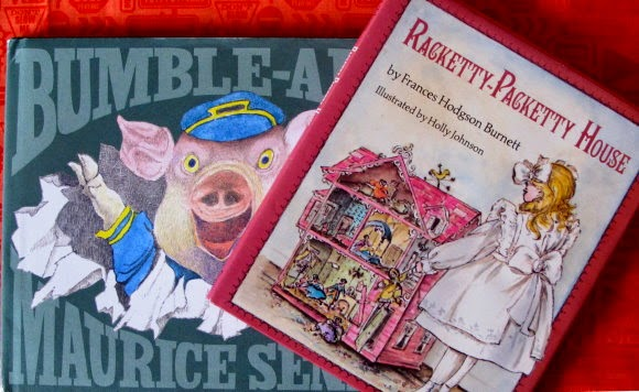 Racketty-Packetty House Frances Hodgson Burnett