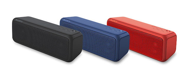 Sony launches new EXTRA BASS Portable Wireless Speaker - SRS-XB3 in India for Rs. 12990