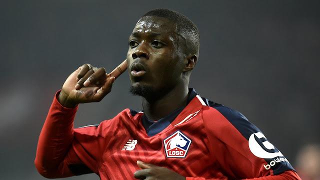 Pepe ready to snub Man Utd for Liverpool
