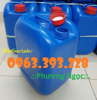Can nhựa 10 Lít đựng hóa chất, can nhựa đựng xăng dầu 2e46457bd142371c6e53