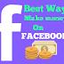 Best Top 10 way to Earn money On Facebook