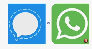 Signal vs Whatsapp Mana yang Lebih Bagus?