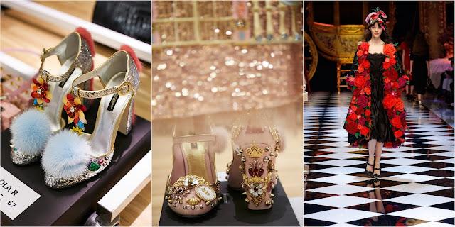 nuova collezione sandali dolce e gabbana