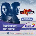Shivani Tomar and Gautam Vig serial Agni Vayu