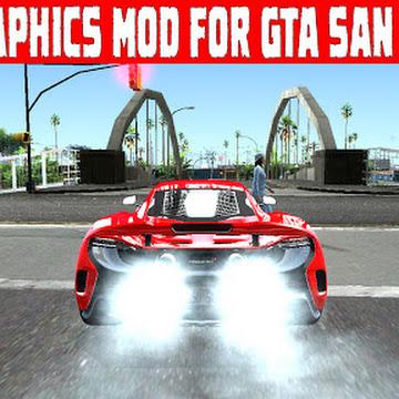 Best Performance Graphics Mod For GTA San 2GB Ram