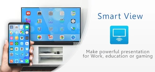 How to share wireless screen of smartphone with laptop! cast android screen on laptop 2020
