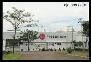 Lowongan Kerja PT. GD Battery Indonesia Plant Karawang