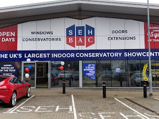 SEH BAC showroom in Chemlsford