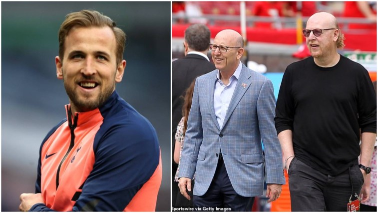 Man Utd Owners Prepared To Sanction £90m Move For Harry Kane?