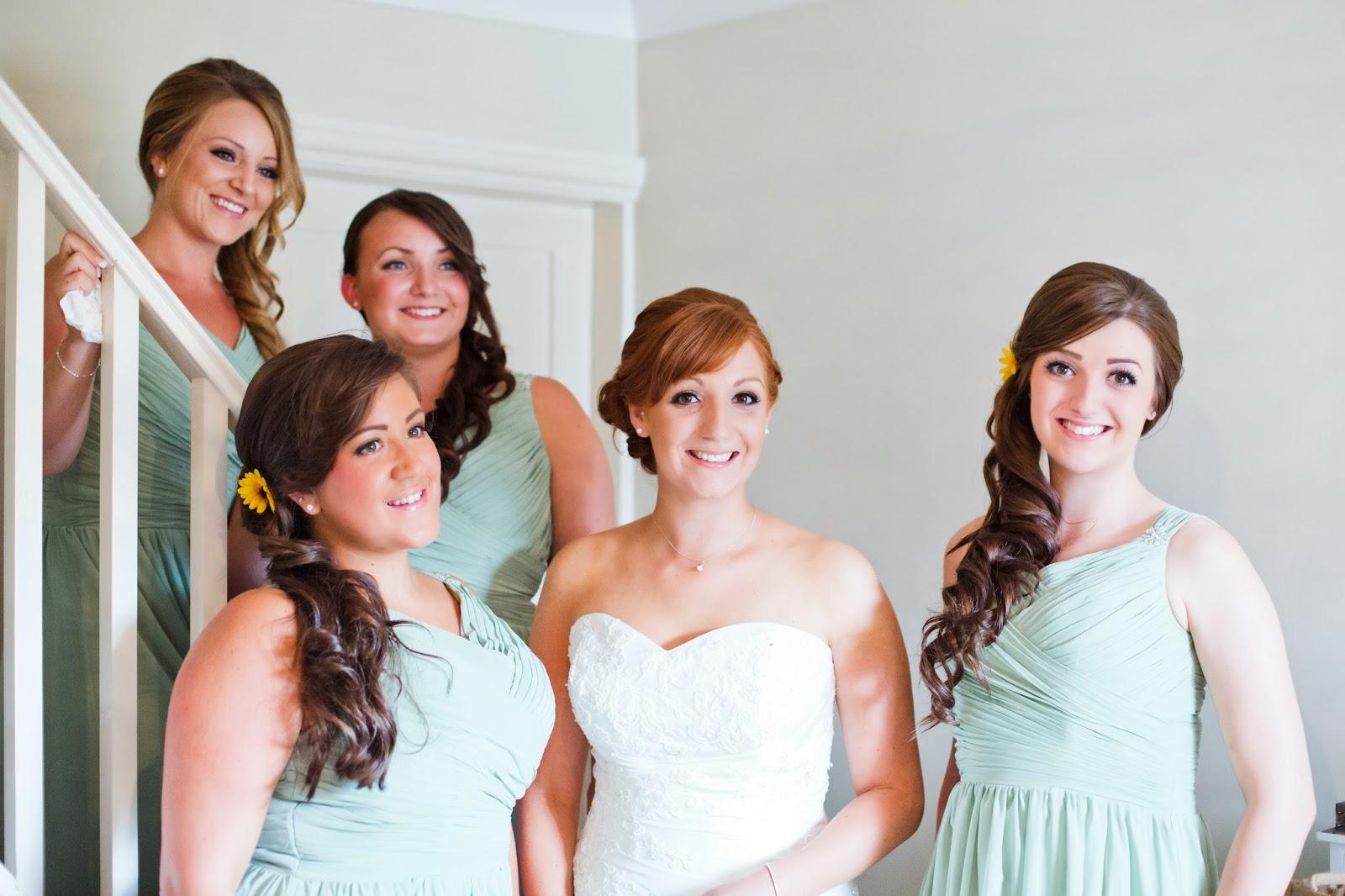 laura-jane prisk hair and makeup artist: bridal makeup
