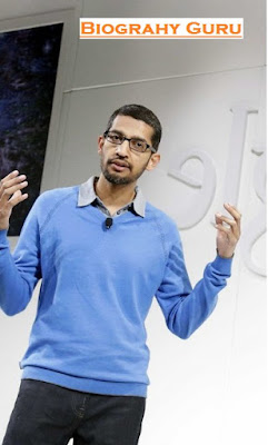 CEO of Google, Net Worth and salary