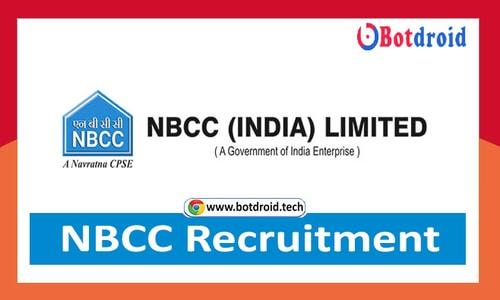 NBCC Recruitment 2021, Apply Online for NBCC India Job Vacancies