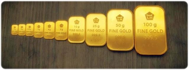 Investasi Mudah Untuk Dana Terbatas adalah Investasi Emas